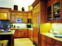 Kitchen Cabinetry Samples